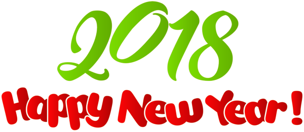 600x261 Most Popular Happy New Year Clipart 2018 Images With Difficult