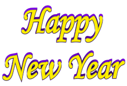 250x170 New Year Clipart Purple