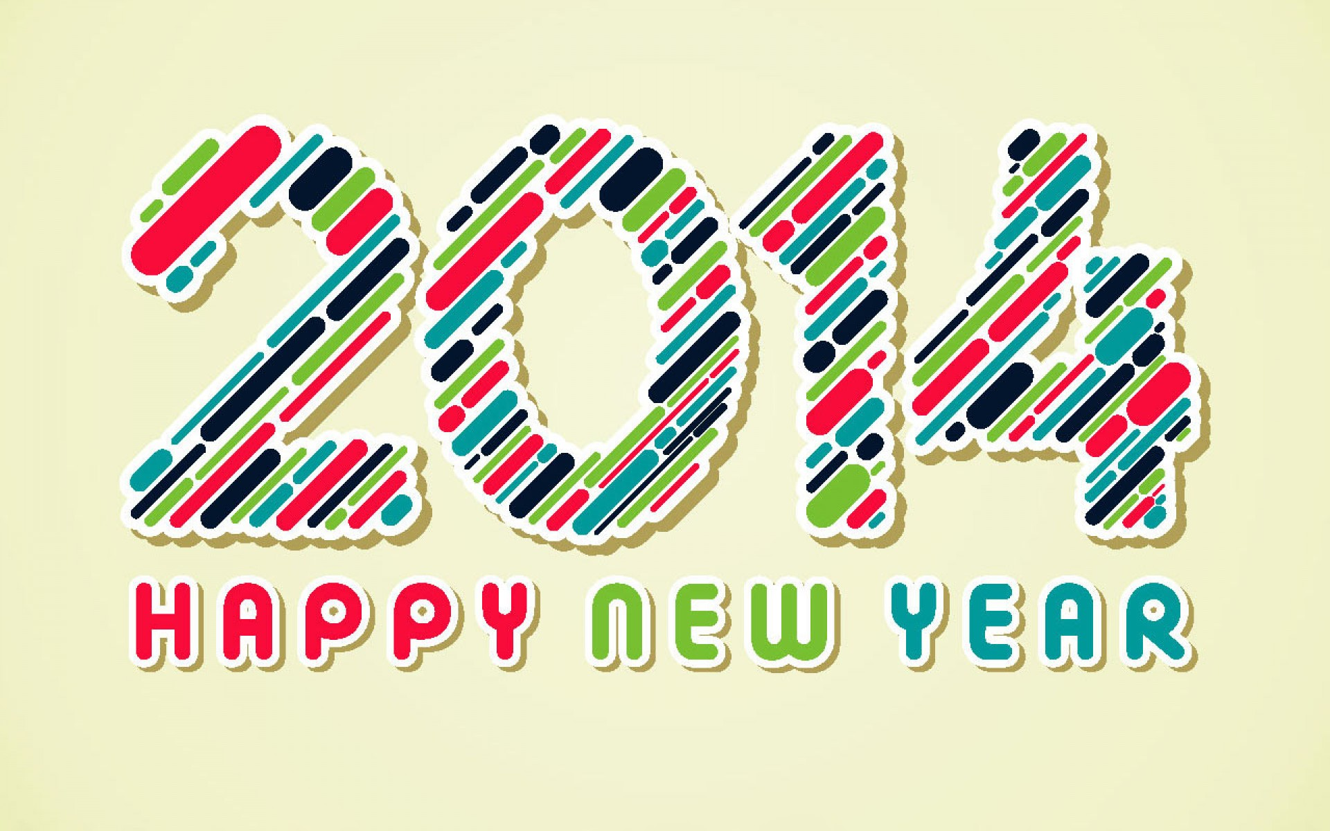 1920x1200 Premium 2014 Happy New Year Wallpapers