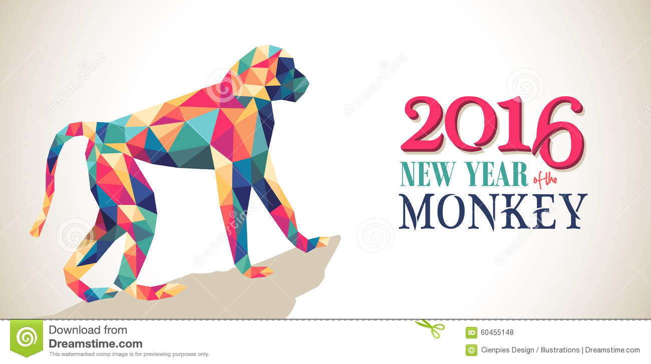 1300x727 Clipart Year Of The Monkey Free Collection