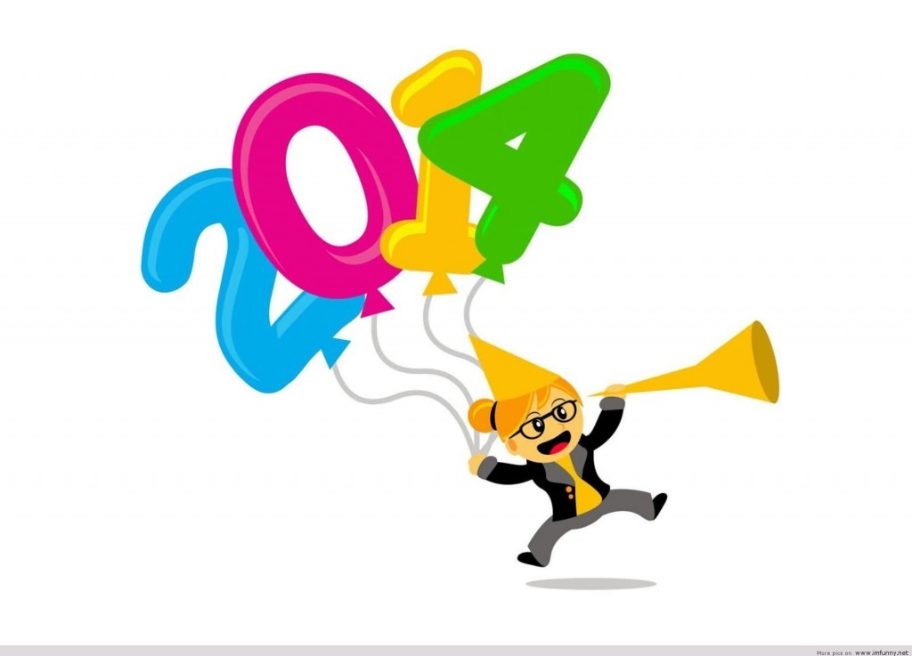 1024x737 Happy New Year Cartoon Images