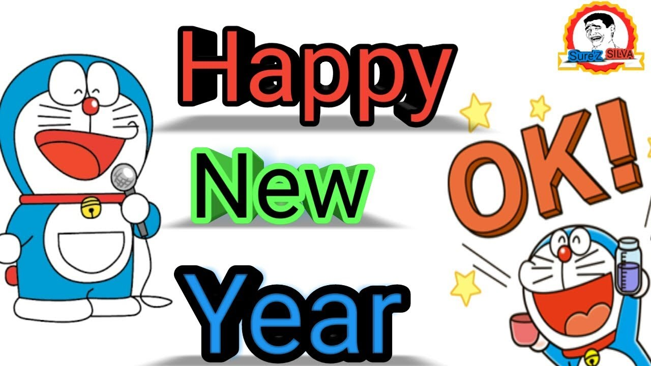 Happy New Year Kartun 31