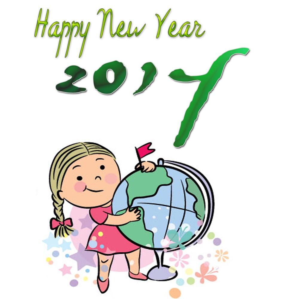 1000x1000 New Year Clipart Cartoon
