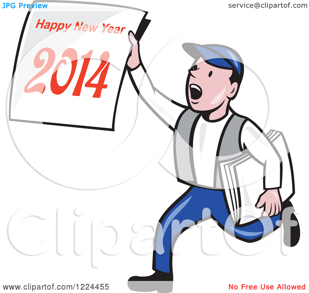 1080x1024 Small Happy New Year Clipart