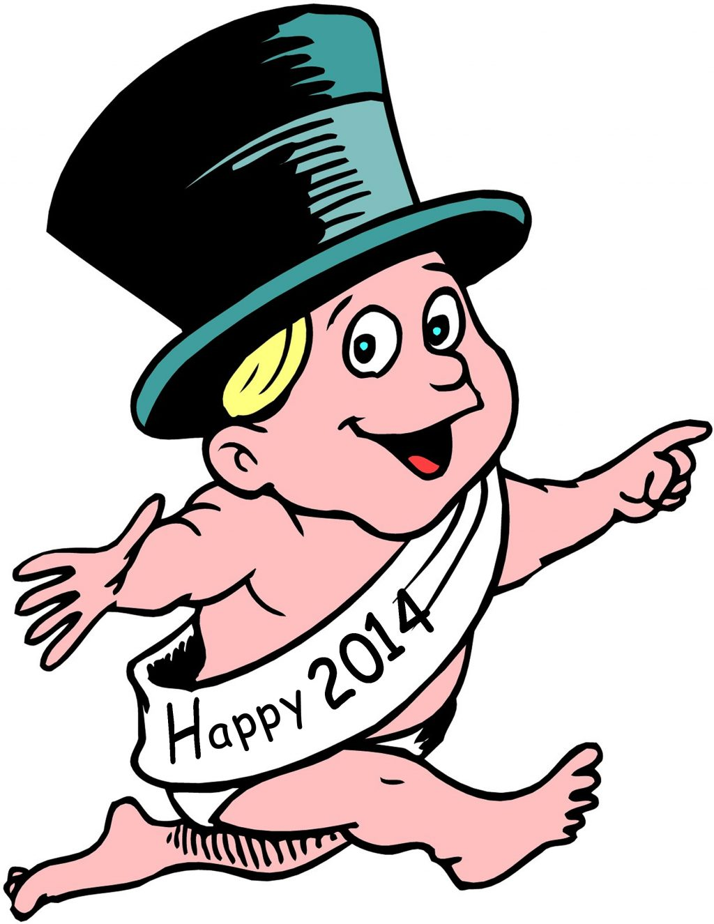 1024x1325 Uncategorized ~ Pictures Of New Years Baby Year Cartoon Yearbaby