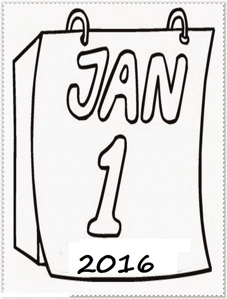 736x968 53 Best New Year Images Colouring Sheets, Christmas