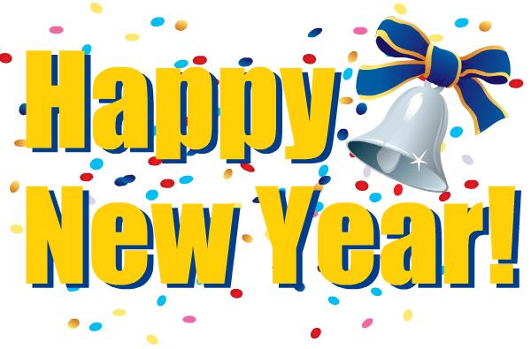 600x395 Free Clip Art Happy New Year Many Interesting Cliparts