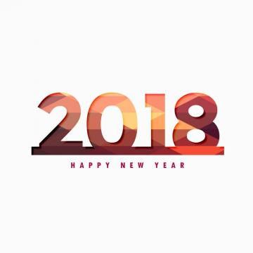 360x360 Happy New Year 2018 Png Images Vectors And Psd Files Free