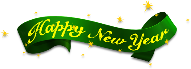 620x225 Happy New Year Png Transparent Images Png All