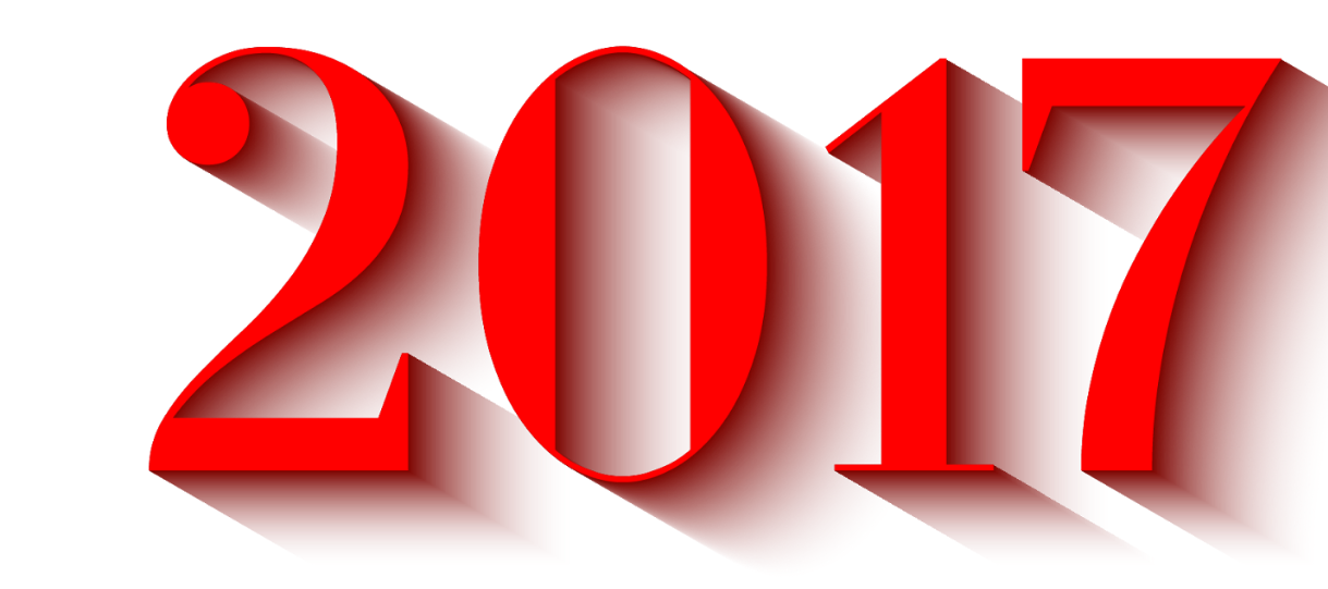 1219x541 Png} Happy New Year 2017 Png Images, Png Photos, Png Wallpapers