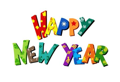 468x321 ) Happy New Year 2017 Clipart Free Download