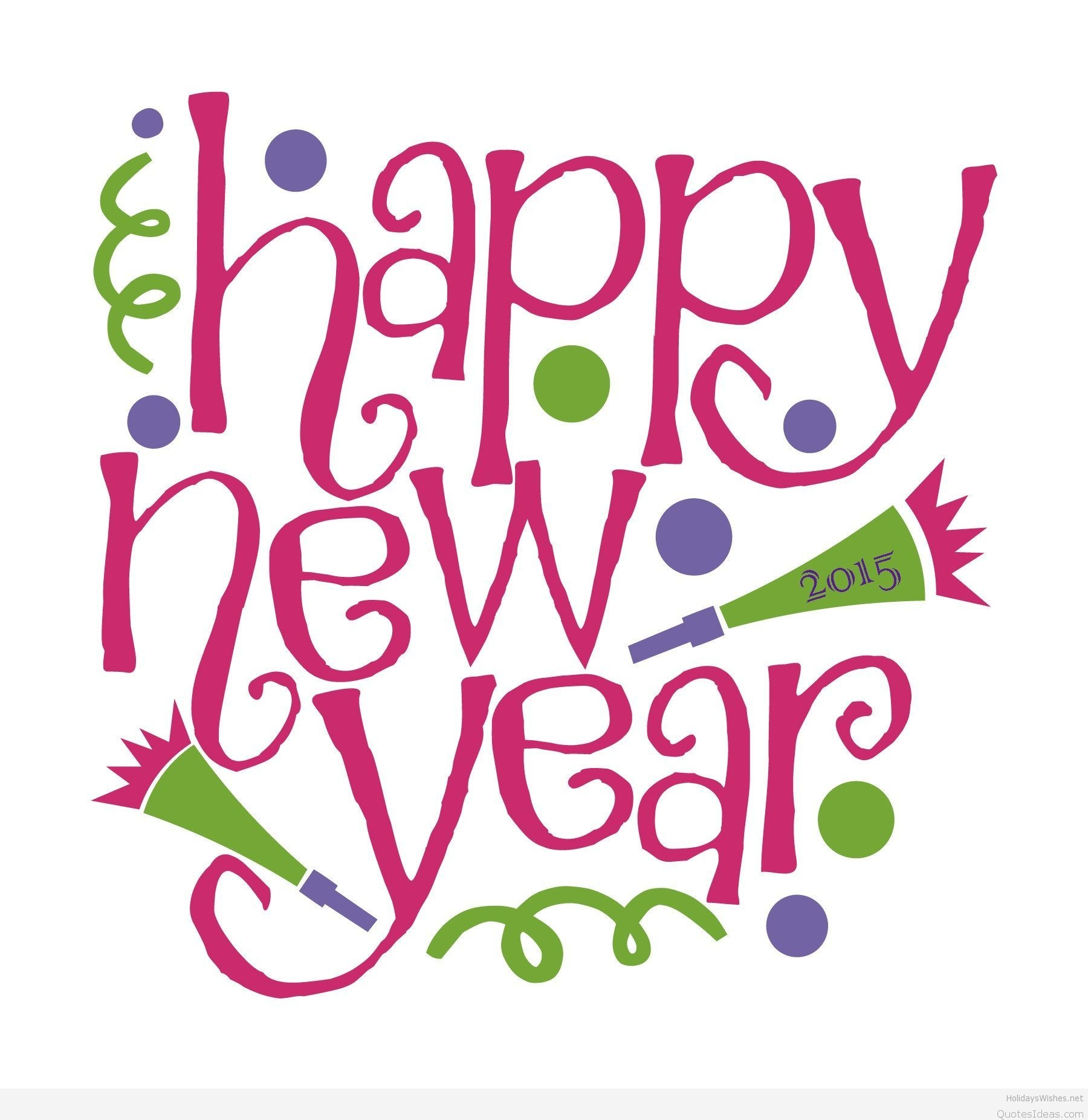 1800x1852 New Year Clipart