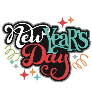 300x300 New Years Day Clip Art