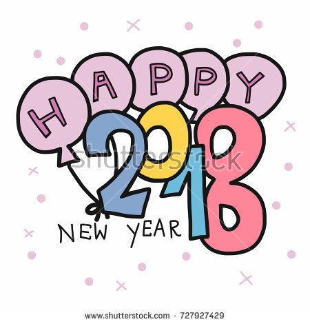 450x470 2018 Cartoon New Year Clip Art New Year Clipart Dog 14