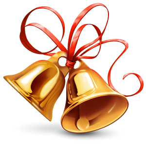 300x300 Bell Clipart New Year