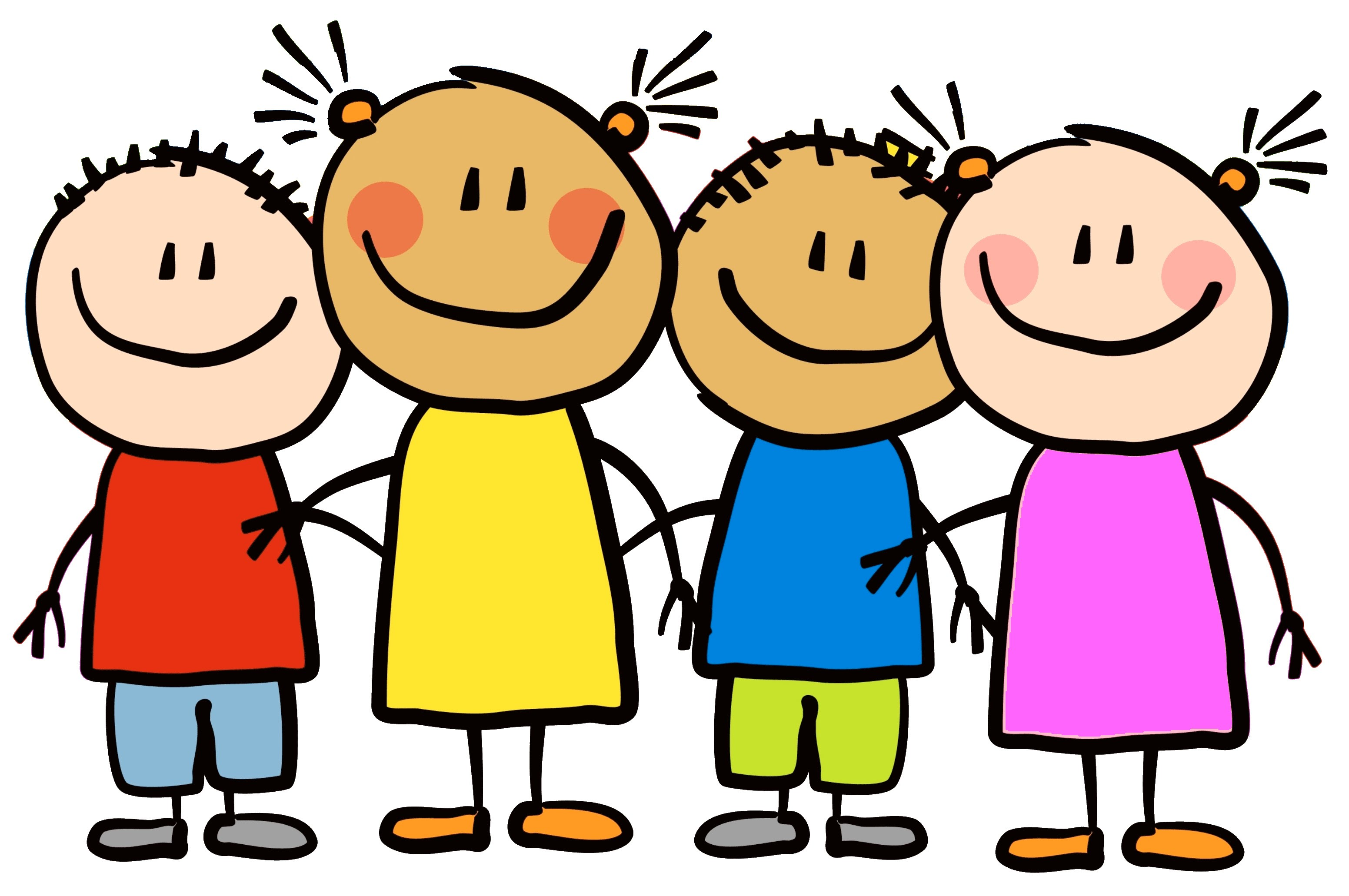 3103x2062 Child Clipart Happy Kid
