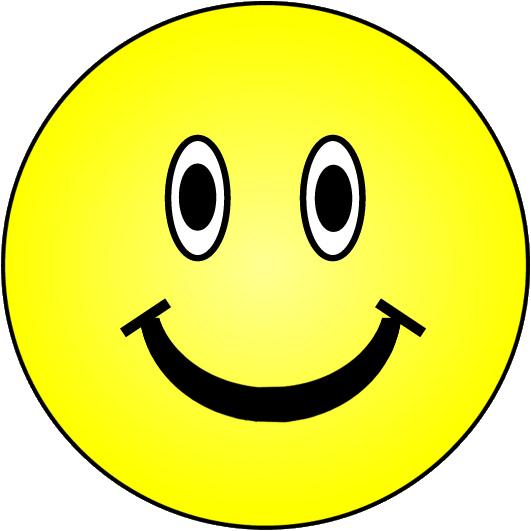 531x531 Face Clipart Happy