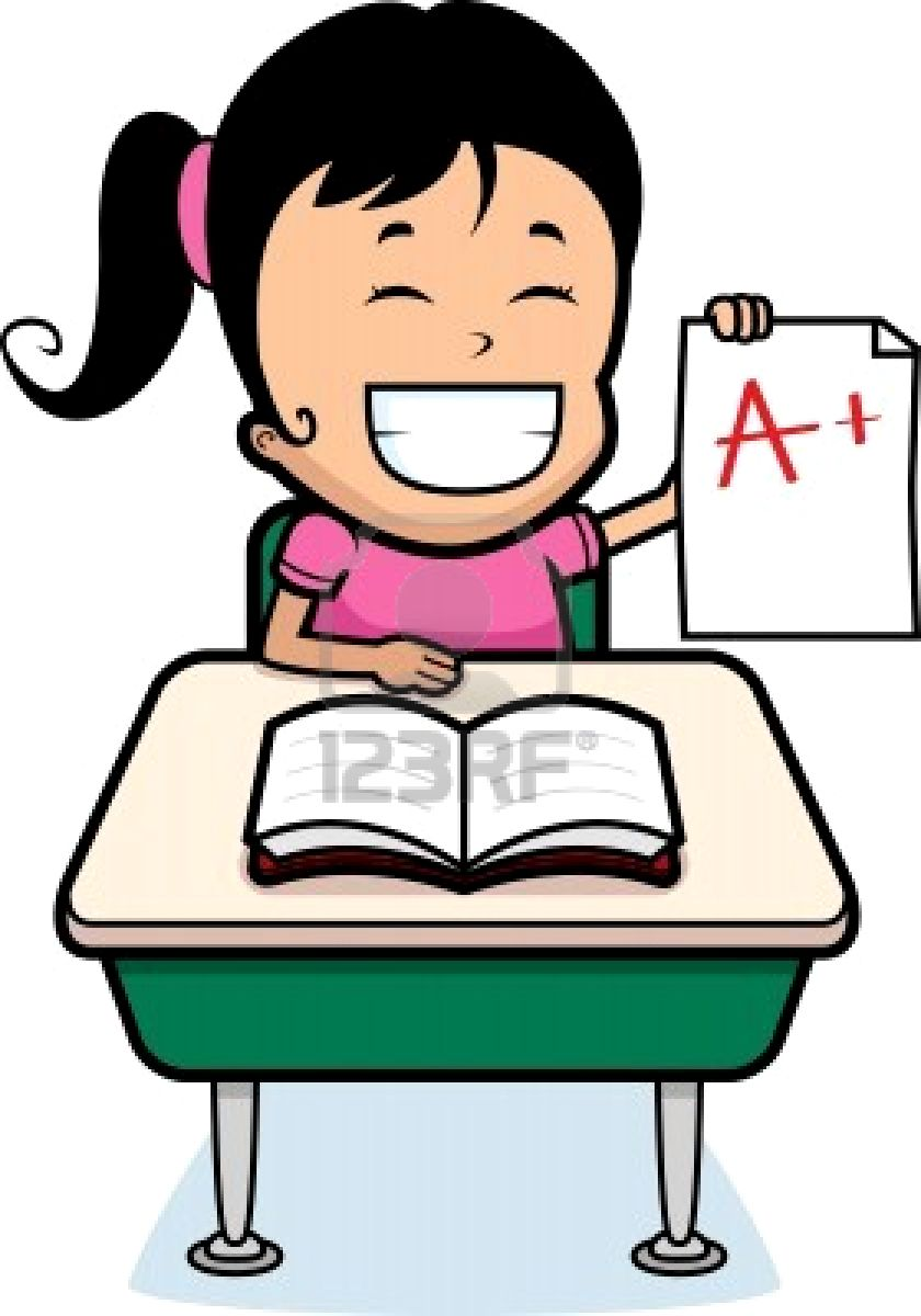 840x1200 Students Classroom Cartoon Clipart Panda