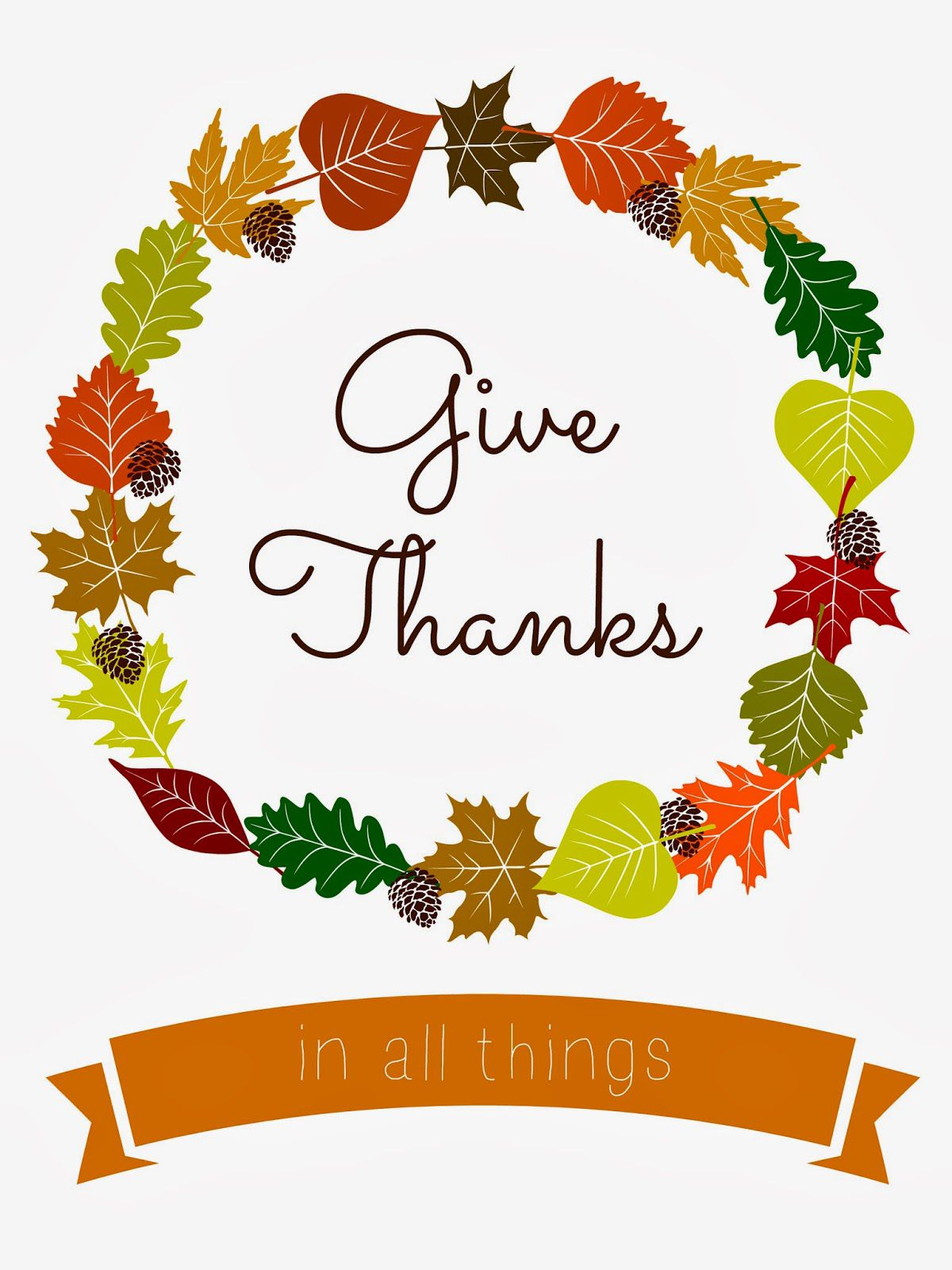 1200x1600 Free Happy Thanksgiving Clip Art Images Tianyihengfengfree