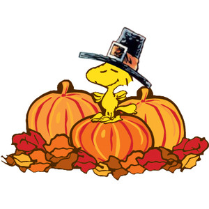 300x300 Free Snoopy Thanksgiving Clip Art Happy Thanksgiving