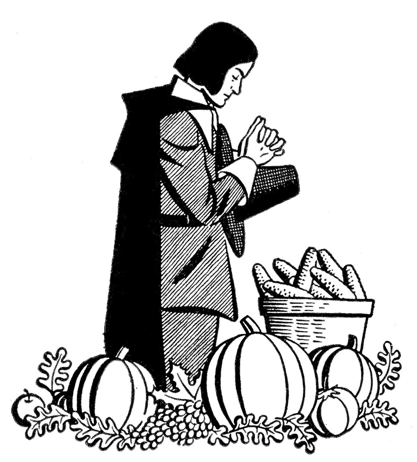 1446x1600 Religious Thanksgiving Clipart Black And White