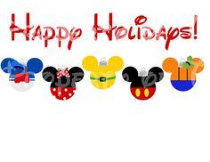 236x182 Disney Happy Holidays Clip Art Cliparts