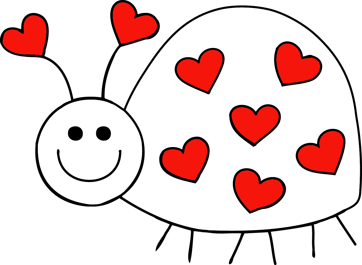 photograph relating to Valentine Clip Art Free Printable identified as Joyful Valentines Working day Clipart Cost-free Free of charge down load easiest Pleased