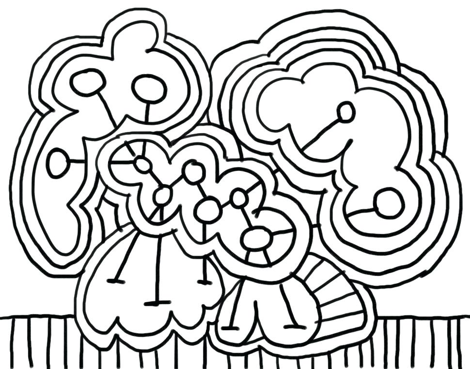 970x762 Abstract Art Coloring Pages Marvellous Design Abstract Coloring