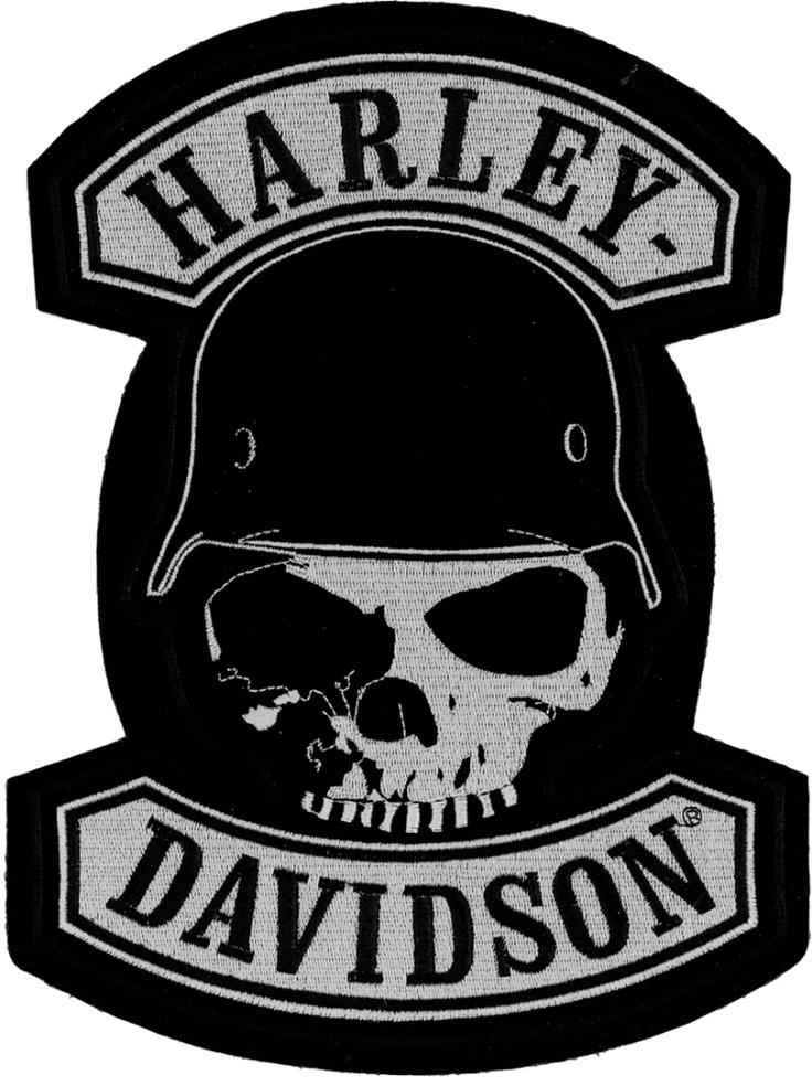 Harley Davidson Blank Logo