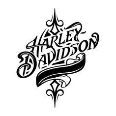 236x236 Harley Davidson Dessins Motos Harley Davidson