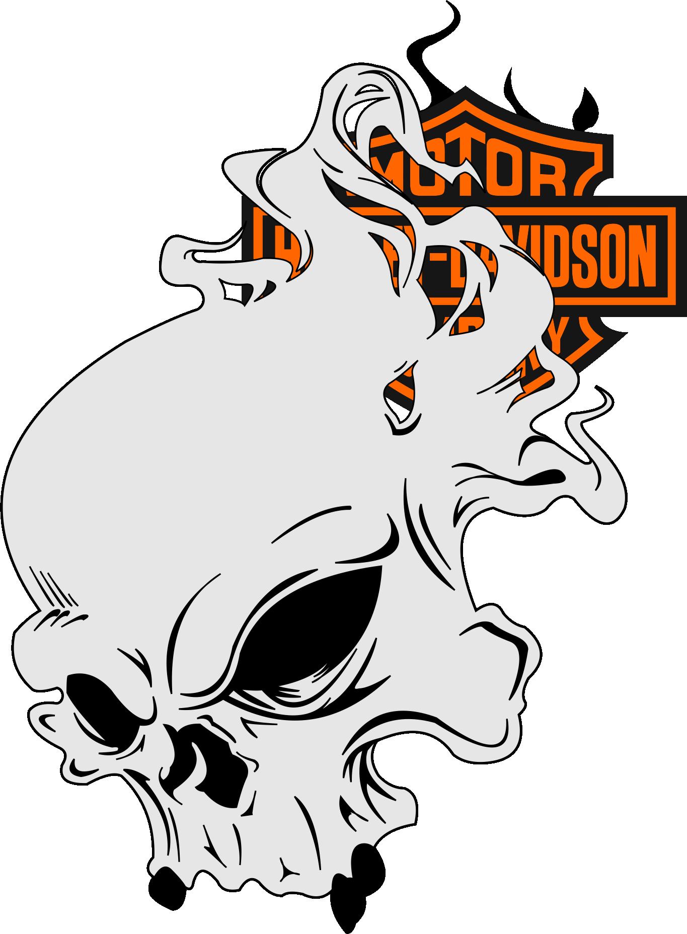 Harley Davidson Line Art Free Download Best Harley
