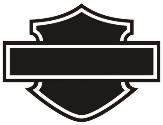 Harley davidson svg. Logo drawings free download