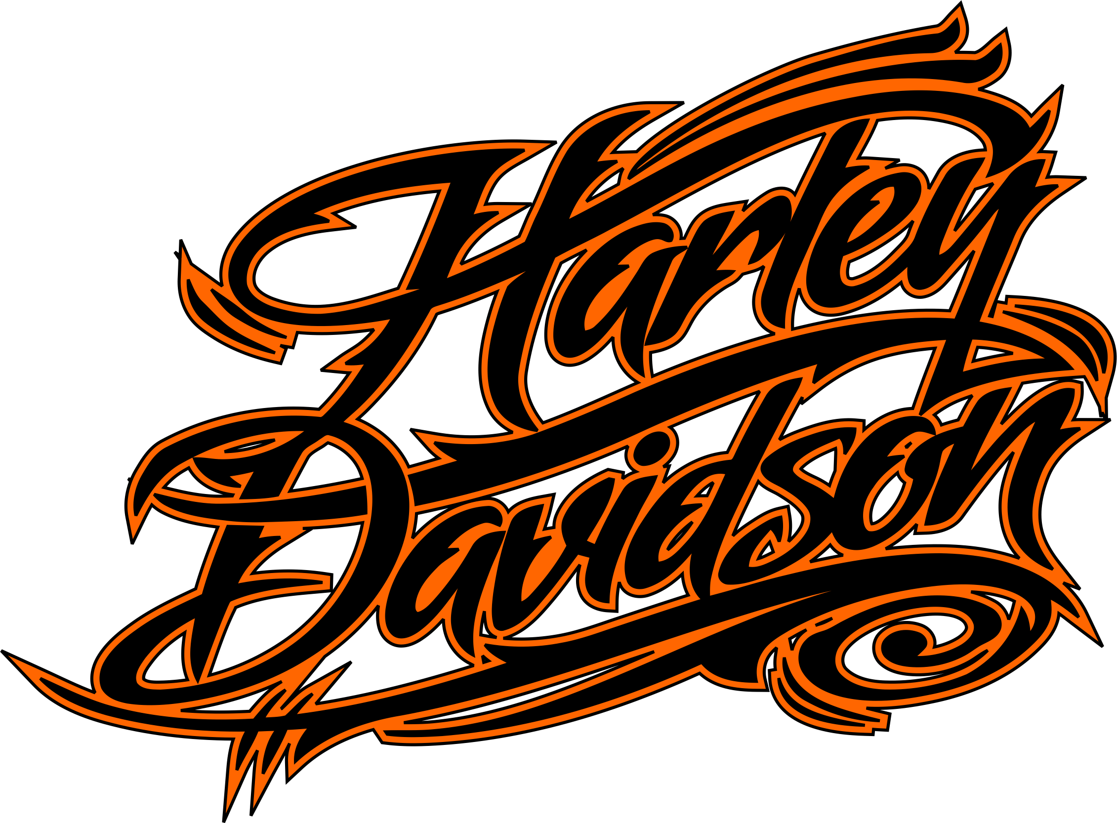 photo relating to Printable Harley Davidson Logo called Harley Davidson Symbol Drawings Totally free down load least complicated Harley