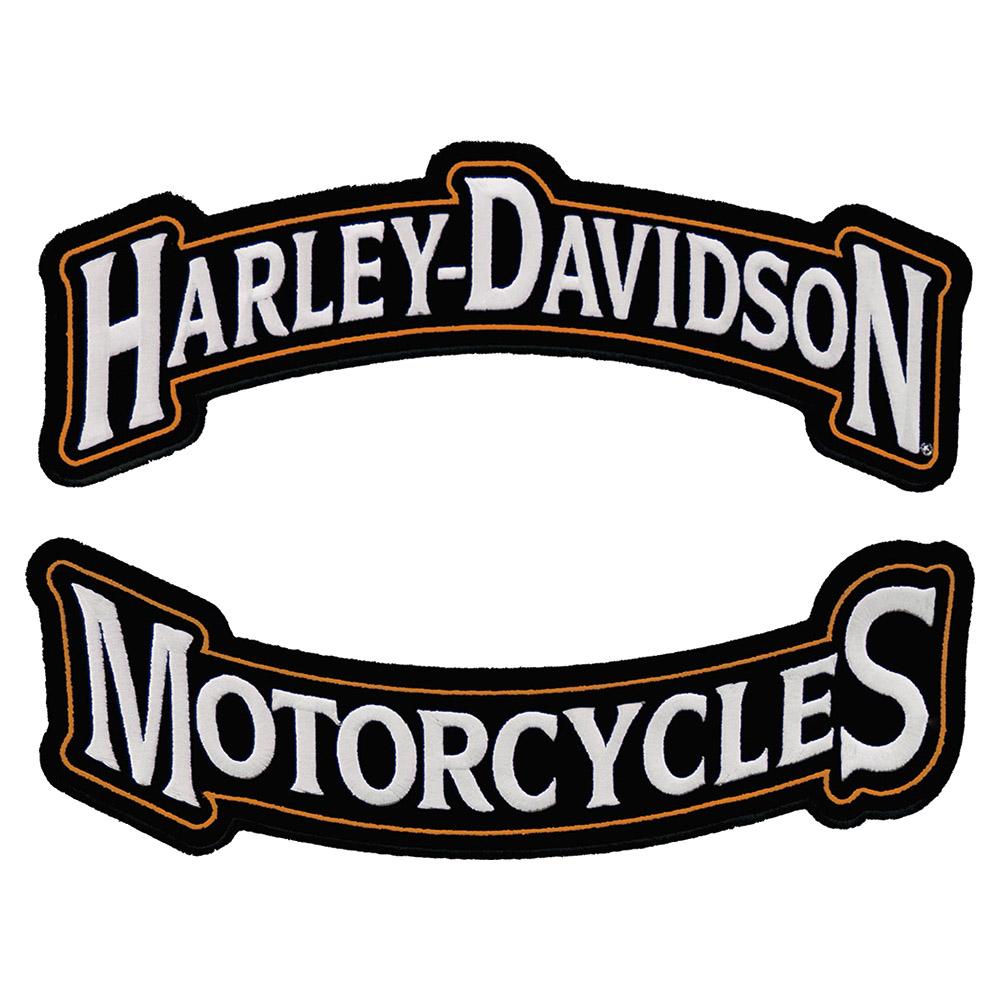 1000x1000 Harley Davidson Motorcycles Genuine Patches Ladies, Biker