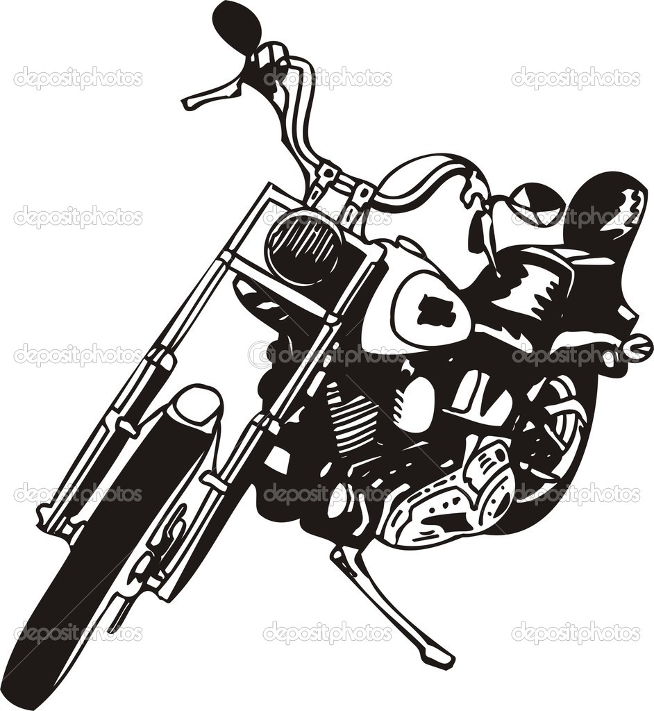 how to use a motorbike controller on harly easy riders