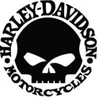 195x195 Harley Davidson Logo Clip Art Logotipo De Harley Davidson