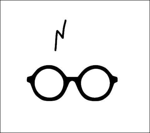 Harry Potter Black And White Clipart   Free download on ...