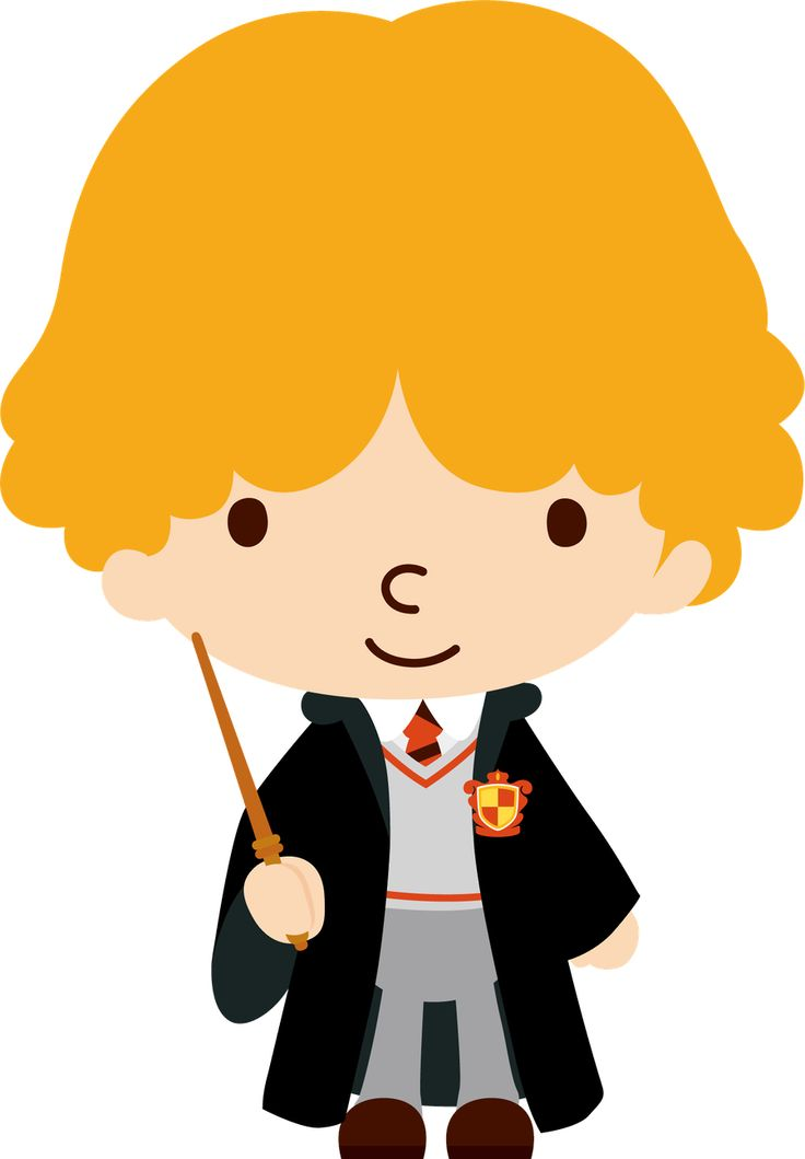Harry Potter Book Clipart