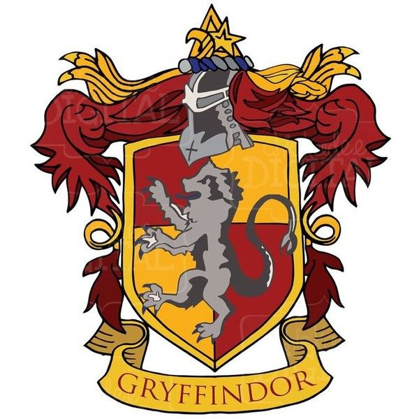 600x600 Harry Potter Gryffindor House Crest Clipart, Gryffindor Clip Art