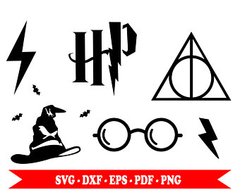 340x270 Harry Potter Symbol Etsy