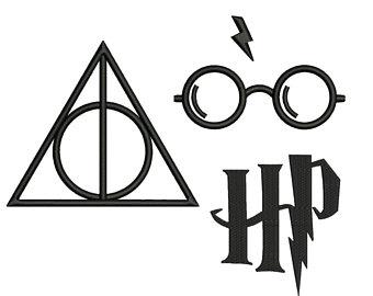 340x270 Harry Potter Logo Etsy