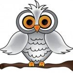 150x150 Harry Potter Owl Clipart