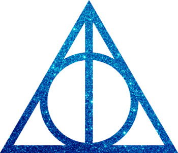 350x302 Harry Potter Amp The Deathly Hallows Glitter Clip Art By Handy