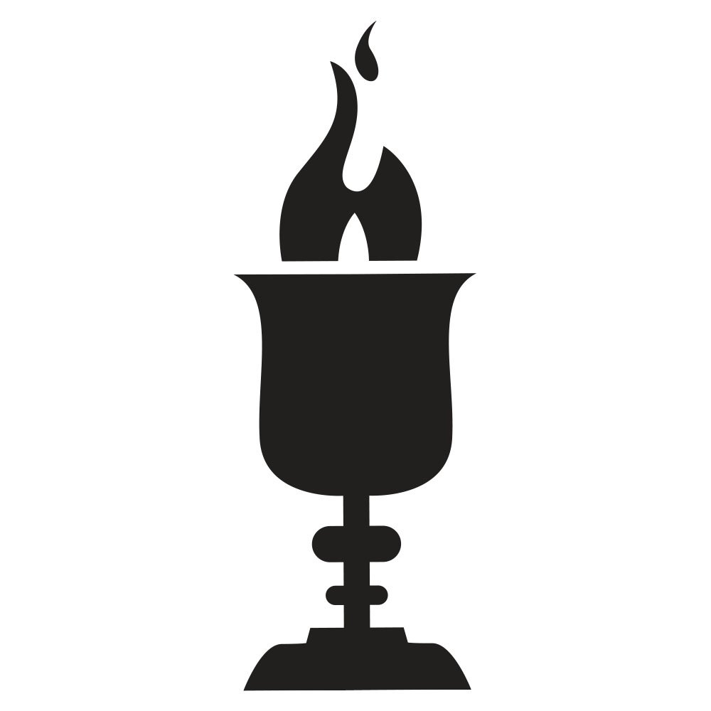 1000x1000 Goblet Clipart Fire