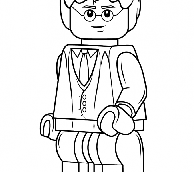 678x600 Harry Potter Coloring Pages Best Coloring Pages