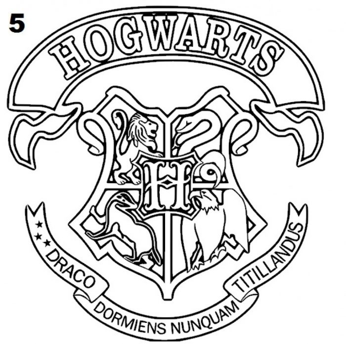 700x697 Harry Potter Coloring Pages For Adults Capture Elegant