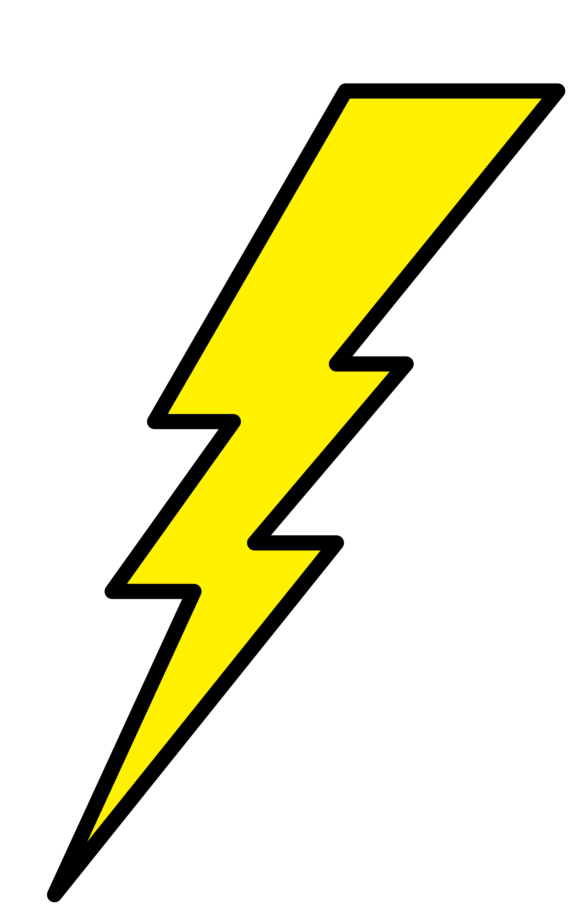 2000x3124 Fileharry Potter Lightning.svg
