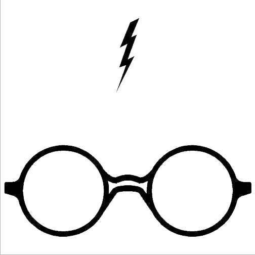 504x504 Glass Clipart Harry Potter