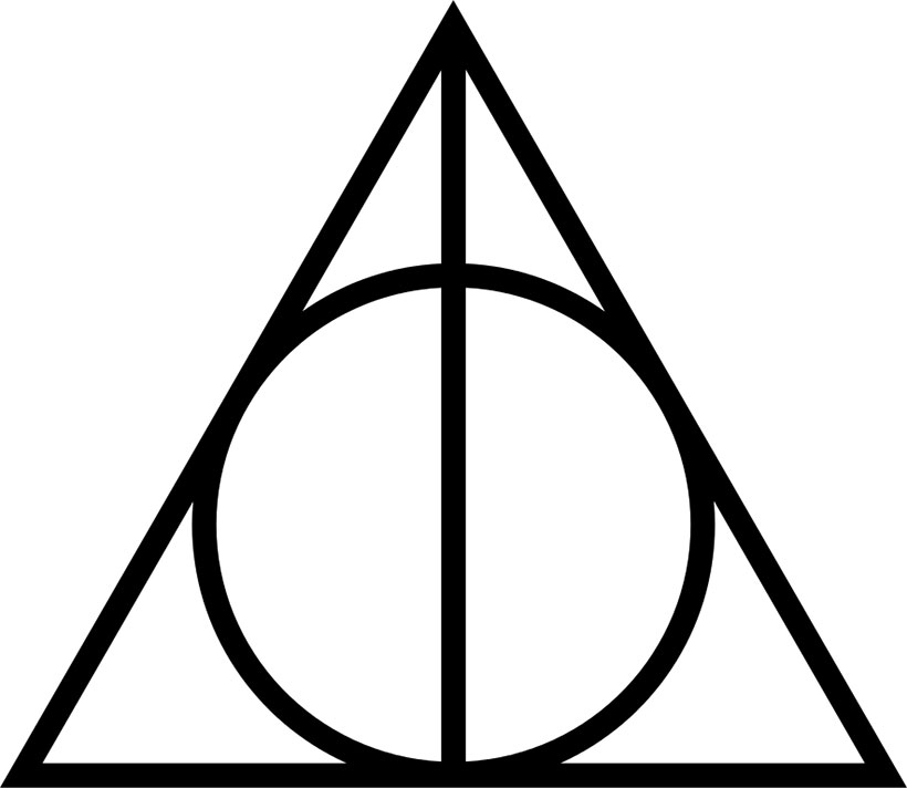 820x712 Harry Potter