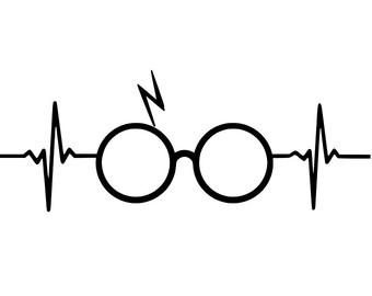 340x270 Harry Potter Scar Etsy
